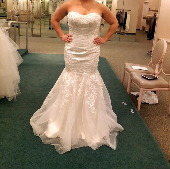 David's Bridal Dresses & Skirts - Wedding dress
